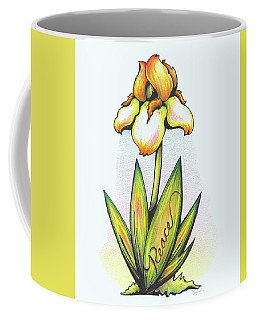 Fruit Of The Spirit Series 2 Peace Coffee Mug