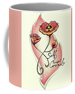Fruit Of The Spirit Series 2 Self Control Coffee Mug