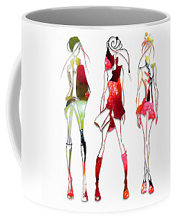 Fruit Salad Fashion Coffee Mug