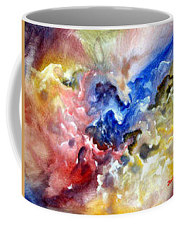 Fruitfulness Coffee Mug by Raymond Doward