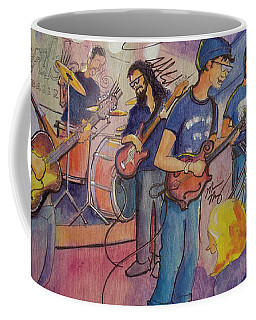 Fruition At The Barkley Ballroom Coffee Mug by David Sockrider