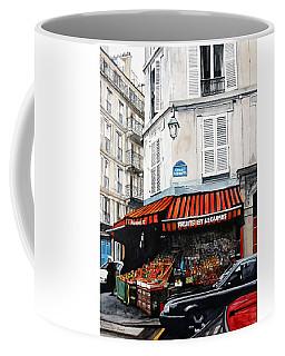 Fruits Et Legumes Coffee Mug