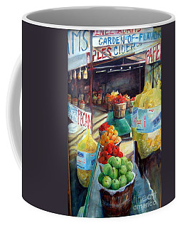 Fruitstand Rhythms Coffee Mug