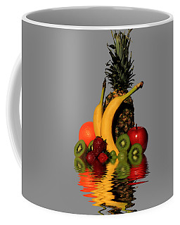 Fruity Reflections - Medium Coffee Mug