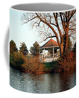 Ft. Monmouth Still Life In Autumn Coffee Mug