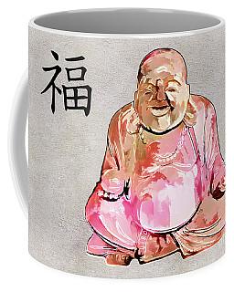 Fu - Good Fortune Symbol Coffee Mug