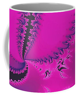 Fuchsia Twilight Coffee Mug