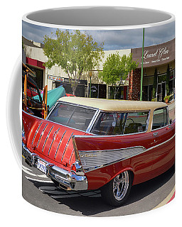 Fuel Nomad  Coffee Mug