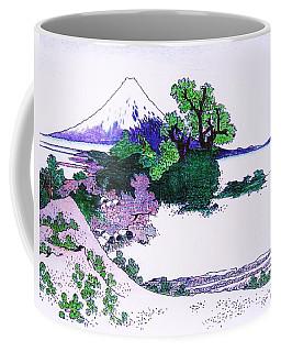 Fuji Yoshido Coffee Mug