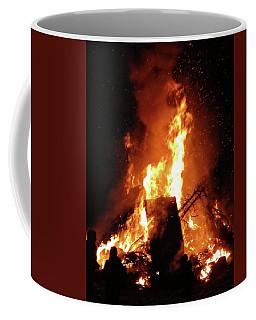 Full Bonfire Coffee Mug
