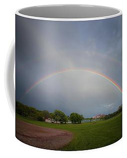 Full Double Rainbow Coffee Mug