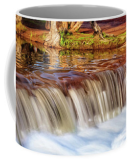 Full Flow, Noble Falls, Perth Coffee Mug by Dave Catley
