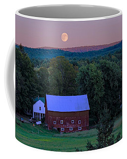 Full Moon From High Street Coffee Mug