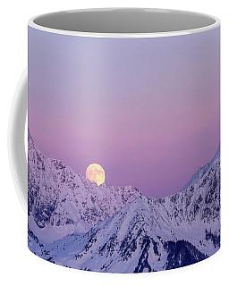 Schesaplana Dusk Coffee Mug