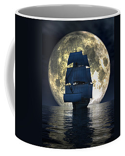 Full Moon Pirates Coffee Mug