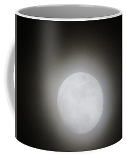 Full Moon Ring Coffee Mug by Kathy Long
