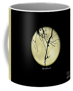 Full Moon With Tree Branchs  Coffee Mug