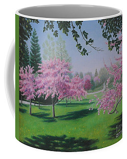 Full Of Blossoms Coffee Mug
