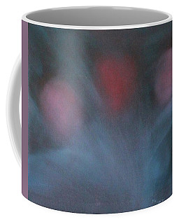 Coffee Mug featuring the painting Full Of Energy by Min Zou