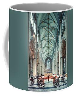 Full Of Faith Coffee Mug