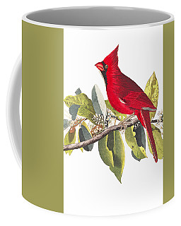Coffee Mug featuring the photograph Full Red by Munir Alawi