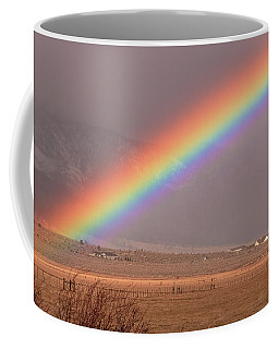 Full Spectrum Valley Rainbow Coffee Mug