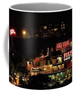 Fultons At Epcot Coffee Mug
