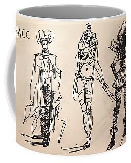 Fun At Art Of Fashion At Nacc Coffee Mug