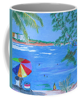 Fun At The Beach Coffee Mug