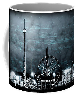 Fun In The Dark - Jersey Shore Coffee Mug