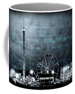 Fun In The Dark - Jersey Shore Coffee Mug