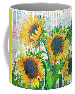 Funflowers Coffee Mug