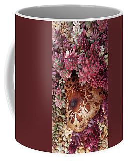 Fungus And Succulents Coffee Mug