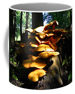 Fungus Colony 23 Coffee Mug by Maciek Froncisz