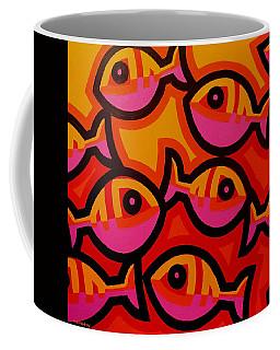 Funky Fish Iv Coffee Mug