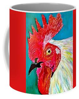 Funky Rooster Coffee Mug