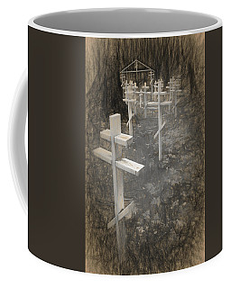 Funter Bay Markers Coffee Mug