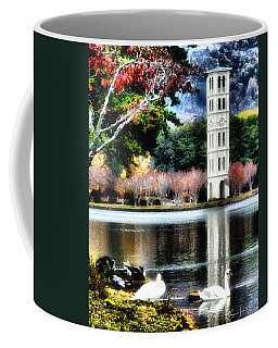 Furman University Bell Tower Coffee Mug