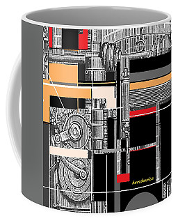 Furnace 1 Coffee Mug