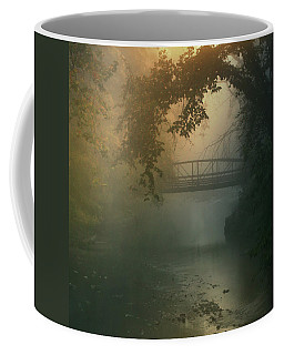 Furnace Run - Square Coffee Mug