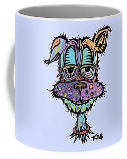 Furr-gus Coffee Mug by Tanielle Childers