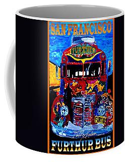 50th Anniversary Further Bus Tour Coffee Mug