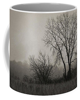 Coffee Mug featuring the photograph Further Down The Road by Shawna Rowe