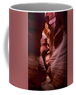 Further In The Canyon Coffee Mug by Jon Glaser