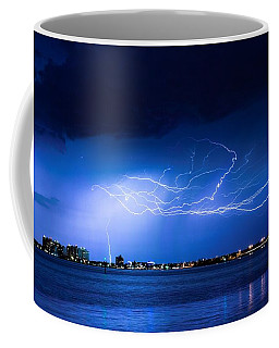 Fury Coffee Mug by Quinn Sedam