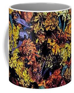 Future Marigolds Coffee Mug