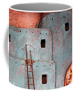 Futuristic Pueblo Coffee Mug