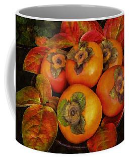 Fuyu Persimmons Coffee Mug