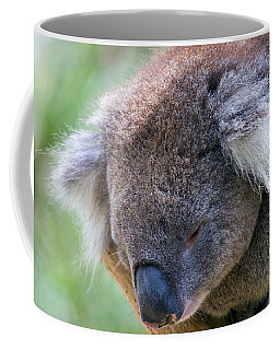 Fuzzy Coffee Mug