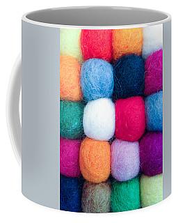 Coffee Mug featuring the photograph Fuzzy Wuzzies by Rick Locke